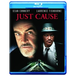 Just Cause Blu-ray Cover
