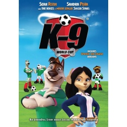 K-9 World Cup Blu-ray Cover