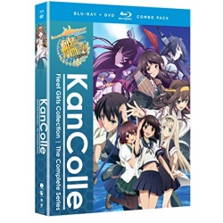 KanColle: Kantai Collection Blu-ray Cover