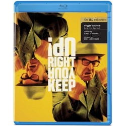 Keep Your Right Up Blu-ray Cover