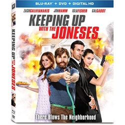 Keeping Up with the Joneses Blu-ray Cover
