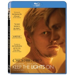 Keep the Lights On Blu-ray Cover