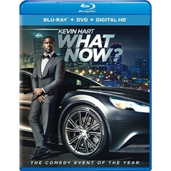 Kevin Hart: What Now? Blu-ray Cover