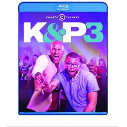 Key & Peele: Season 3 Blu-ray Cover