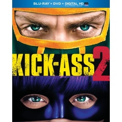 Kick-Ass 2 Blu-ray Cover