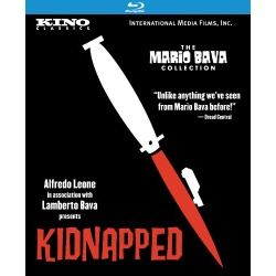 Kidnapped Blu-ray Cover