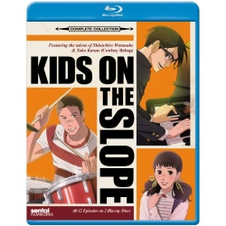 Kids on the Slope: Complete Collection Blu-ray Cover
