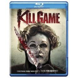 Kill Game Blu-ray Cover
