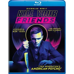 Kill Your Friends Blu-ray Cover