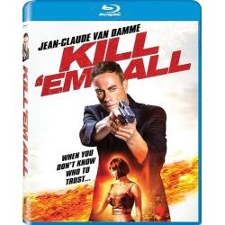 Kill 'em All Blu-ray Cover