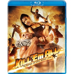 Kill 'em All Blu-ray Cover