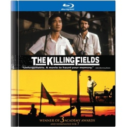 Killing Fields Blu-ray Cover