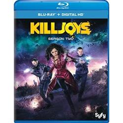 Killjoys: Season 2 Blu-ray Cover