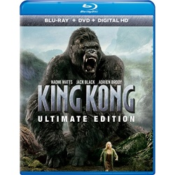 King Kong Blu-ray Cover