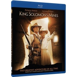 King Solomon's Mines Blu-ray Cover