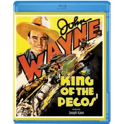 King of the Pecos Blu-ray Cover