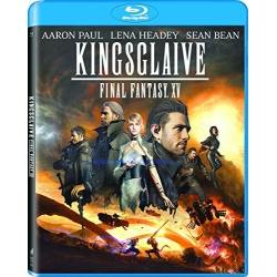 Kingsglaive: Final Fantasy XV Blu-ray Cover