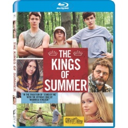 Kings of Summer Blu-ray Cover
