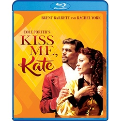 Kiss Me, Kate Blu-ray Cover