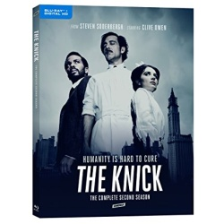 Knick: The Complete 2nd Season Blu-ray Cover