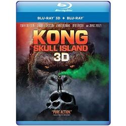 Kong: Skull Island Blu-ray Cover