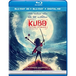Kubo and the Two Strings Blu-ray 3D