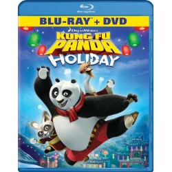 Kung Fu Panda Holiday Blu-ray Cover