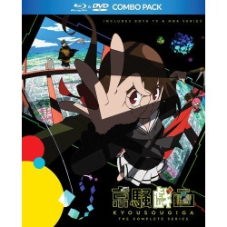 Kyousougiga: Complete Series Blu-ray Cover