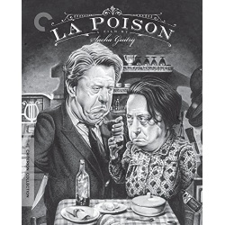 La Poison Blu-ray Cover