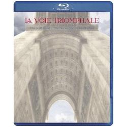 La Voie Triomphale Blu-ray Cover