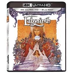 Labyrinth Blu-ray Cover