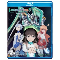 Lagrange: Set Two Blu-ray Cover