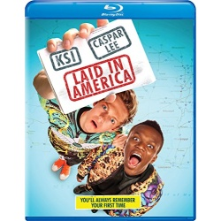 Laid in America Blu-ray Cover