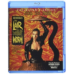 Lair of the White Worm Blu-ray Cover