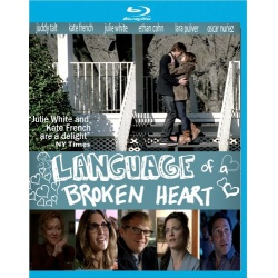 Language of a Broken Heart Blu-ray Cover