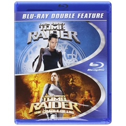 Lara Croft Collection Blu-ray Cover