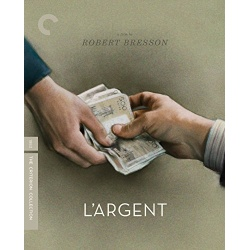 L'argent Blu-ray Cover