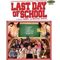 Last Day of School Blu-ray Cover