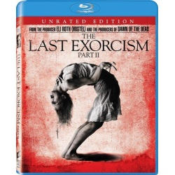 Last Exorcism Part II Blu-ray Cover