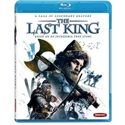 Last King Blu-ray Cover