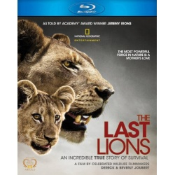 Last Lions Blu-ray Cover