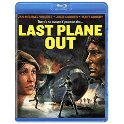 Last Plane Out Blu-ray Cover