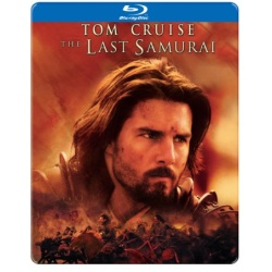 Last Samurai (Steelbook) Blu-ray Cover