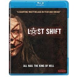 Last Shift Blu-ray Cover