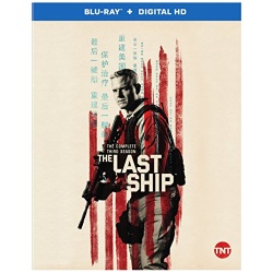 Last Ship: The Complete 3rd Season Blu-ray Cover