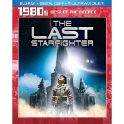 Last Starfighter Blu-ray Cover