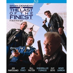 Last of the Finest Blu-ray Cover