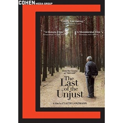 Last of the Unjust Blu-ray Cover
