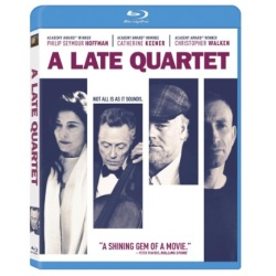 Late Quartet Blu-ray Cover