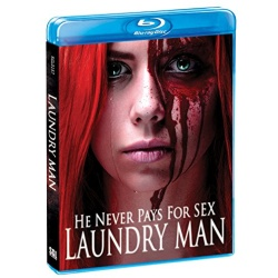 Laundry Man Blu-ray Cover